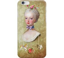Marie-Antoinette iPhone Case/Skin