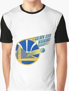 Golden State Warriors Graphic T-Shirt