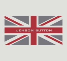 Jenson Button - Team Colours by Tom Clancy