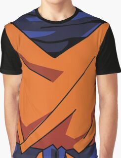 DBZ Cel Shaded Graphic T-Shirt