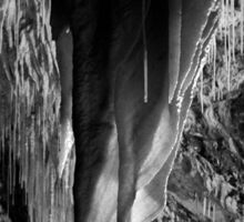 Stalactites, Marakoopa Cave 1 Sticker