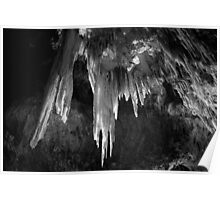 Stalactites, Marakoopa Cave 2 Poster