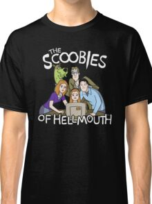 THE SCOOBIES OF HELL MOUTH Classic T-Shirt