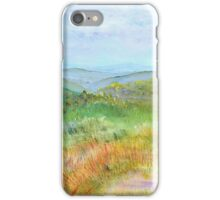 View from Bear Hill  iPhone Case/Skin