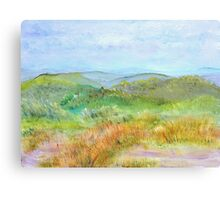 View from Bear Hill  Canvas Print