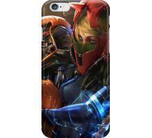 Samus Metroid iPhone Case/Skin