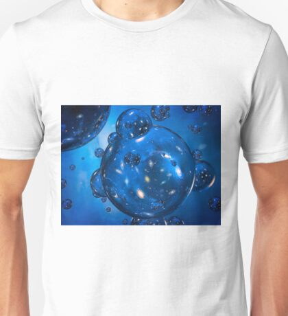 Bubble Universes Unisex T-Shirt