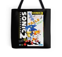 Blue Hedgehog 2 Tote Bag