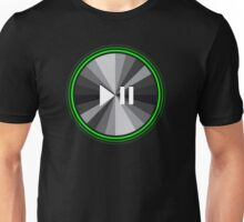 DJ Playpause Unisex T-Shirt