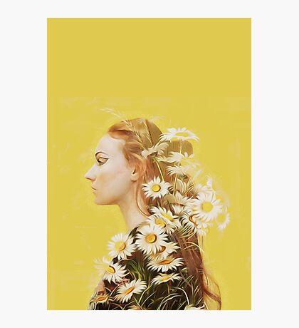 Sophie Turner Graphic Photographic Print