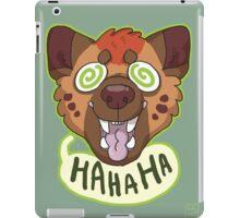 Ha Hyena iPad Case/Skin