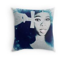 Ankh Eye Throw Pillow