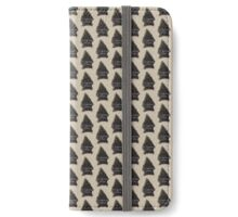 Archaeology Rocks - Projectile Point  iPhone Wallet/Case/Skin