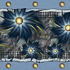 Pinwheels in Motion by Avantgarda