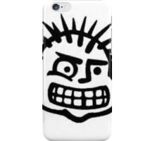 MxPx Logo Face iPhone Case/Skin