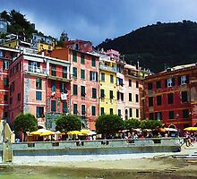 Colorful Vernazza by haroula