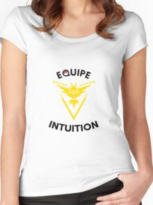 Pokémon GO - Equipe Intuition Women's Fitted Scoop T-Shirt
