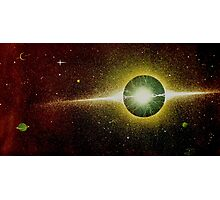Deep Space Sparks Photographic Print