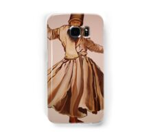 The Remembrance of Allah - A Sufi Whirling Dervish Samsung Galaxy Case/Skin