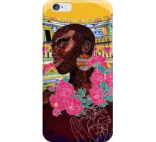 The glowing heart iPhone Case/Skin