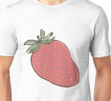 Stylish Strawberry Unisex T-Shirt