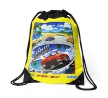 Outrun Drawstring Bag