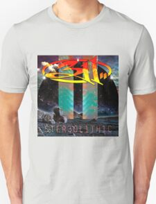 311 of stereolithic Unisex T-Shirt