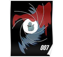 Fluff Bond Poster