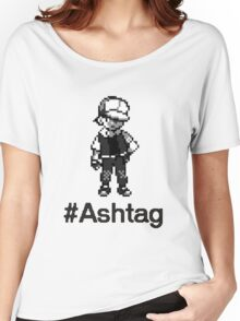 Ashtag Women's Relaxed Fit T-Shirt