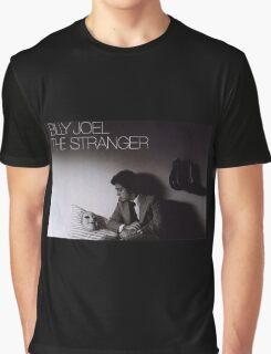 billy joel the stranger album kluwer Graphic T-Shirt