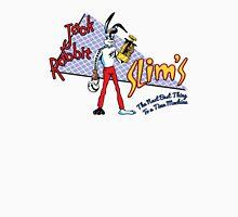 Jack Rabbit Slim's - Original Logo Womens Fitted T-Shirt