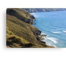 Cornwall North Coast Chapel Porth Metal Print
