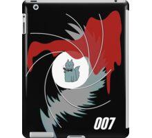 Fluff Bond iPad Case/Skin