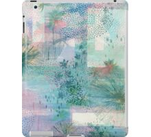 Abstracted Shrooms iPad Case/Skin