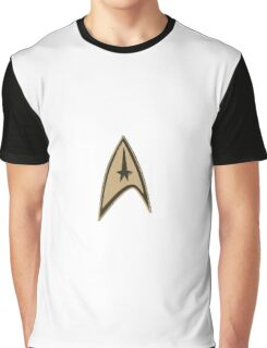 Star Trek Comm Badge Design Graphic T-Shirt