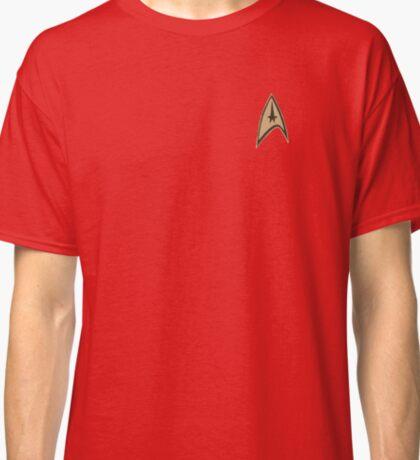 Star Trek Comm Badge Design Classic T-Shirt