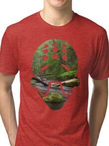 Zenyatta Nature Spray Tri-blend T-Shirt