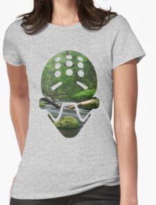 Zenyatta Nature Spray Womens Fitted T-Shirt