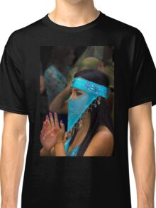 Dancer In The Pase Del Nino Parade III Classic T-Shirt