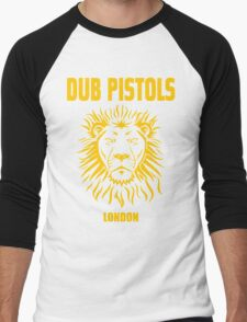 DUB PISTOLS Men's Baseball ¾ T-Shirt