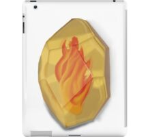 Fire Stone iPad Case/Skin
