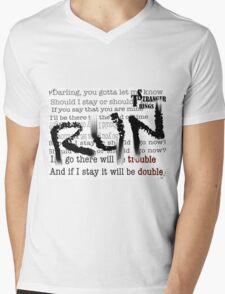 Stranger Themes Mens V-Neck T-Shirt