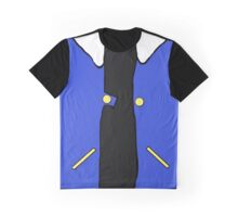 Ash Outfit Graphic T-Shirt