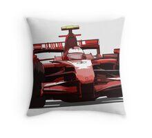 Championship Cars - Kimi 2007 Throw Pillow