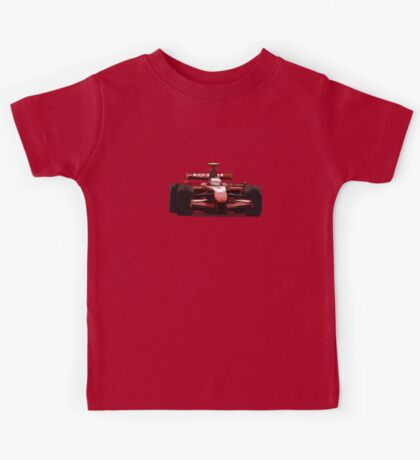 Championship Cars - Kimi 2007 Kids Tee
