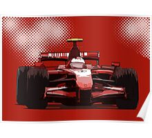 Championship Cars - Kimi 2007 Poster