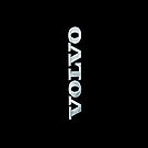 Old Volvo Emblem (iPhone wallet) by Matti Ollikainen