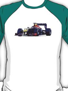 Championship Cars - Vettel 2013 T-Shirt