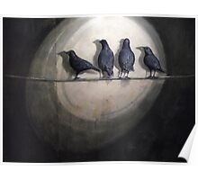 Up Against the Wall: Bye Bye Blackbird Poster