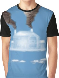 My House In The Clouds Graphic T-Shirt